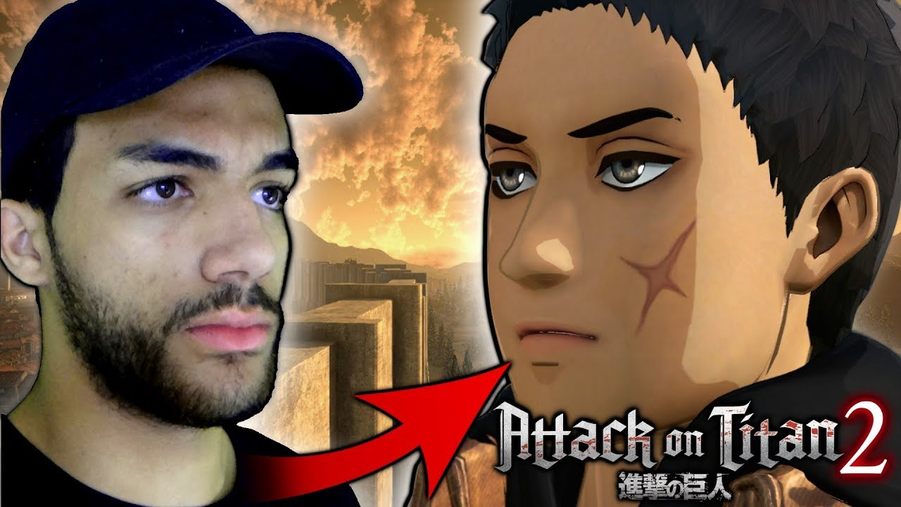 CHARACTER CREATION! Attack On Titan 2 | Story Mode #1 ...