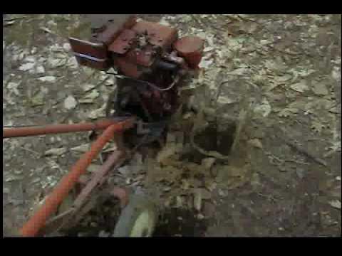 how to fix a tiller