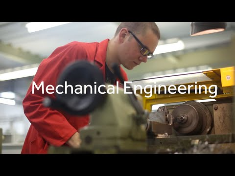 Discover Mechanical Engineering at Lancaster University
