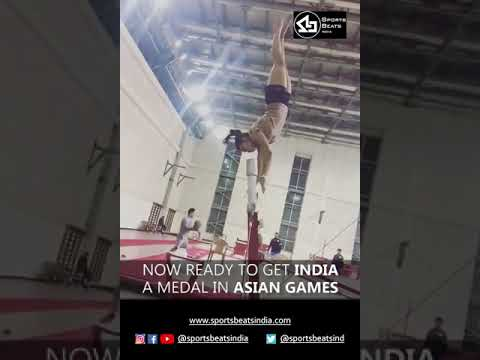 Dipa Karmarkar: Indian Gymnast - Training Video
