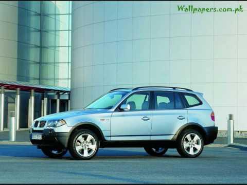 BMW X3 2004 [www.Wallpapers.com.pk]