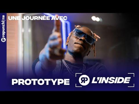 Youtube: Prototype – Une journée à Pierrefitte, devant le match des Bleus et au studio – L'Inside