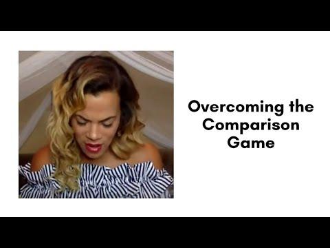 Overcoming the Comparison Game