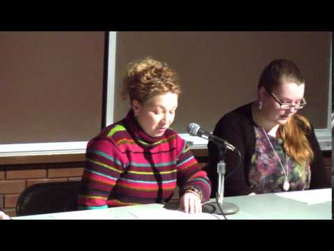 SMSU - Funny Women: A Reading of Comic Poetry