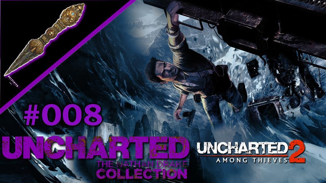 uncharted auf deutsch