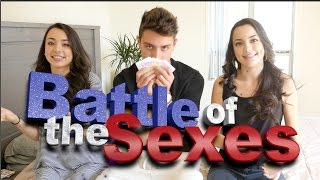 BATTLE OF THE SEXES with Gabriel Conte