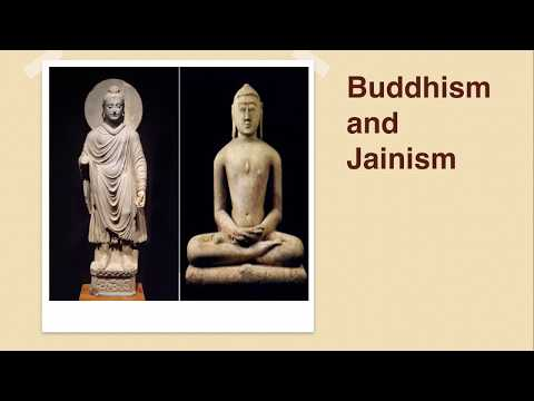 History for UPSC || IAS - Buddhism and Jainism - Lecture 5