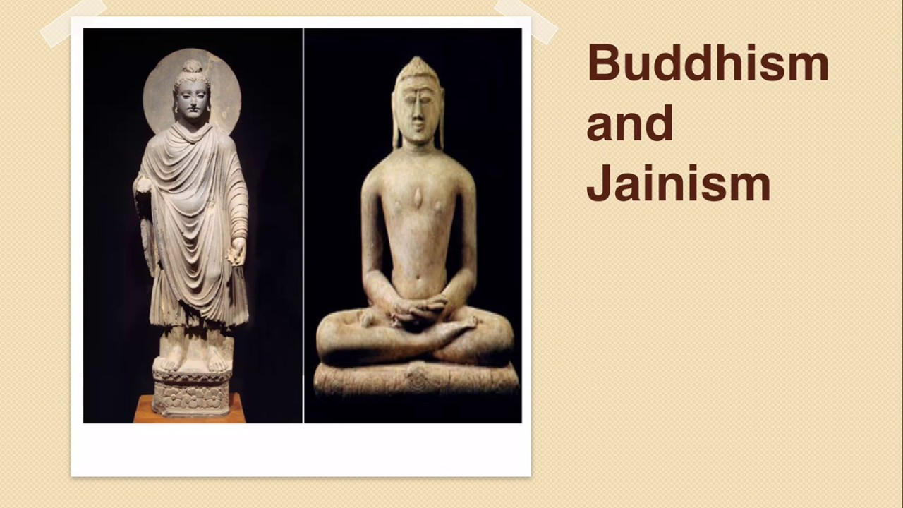 information about jainism and buddhism