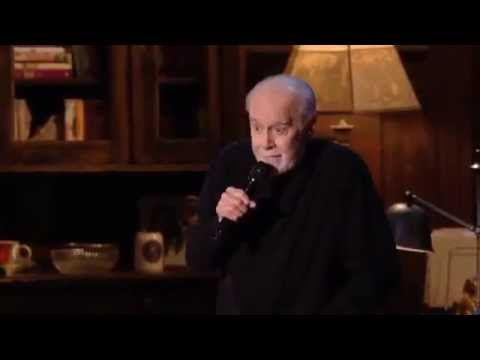Джордж Карлинг о религии. 2008 (перевод на русский язык)