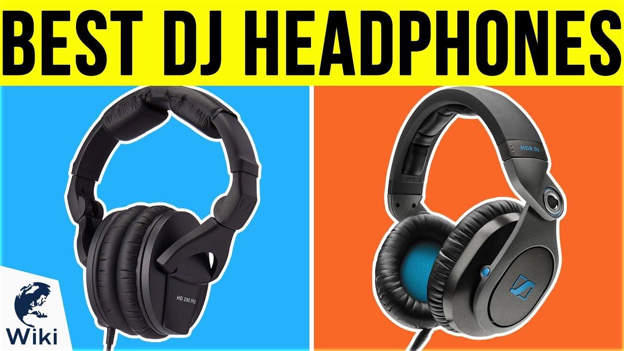 Top 10 DJ Headphones of 2019 | Video Review