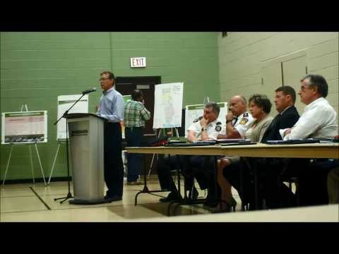 July 25-2013 - Part 2 - Mississauga Flash Flood Public Meeting
