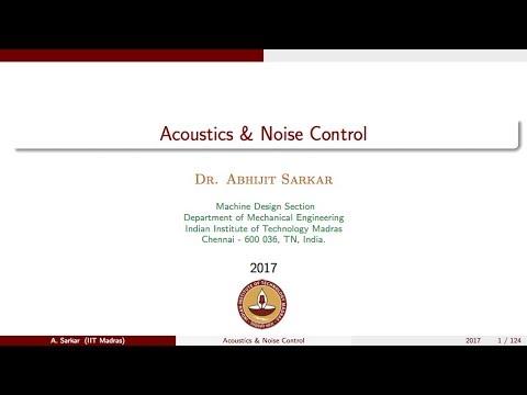 Module 19 Acoustic  Measurements
