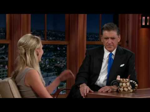 Anne Heche On Craig Fergusons Late Late Show