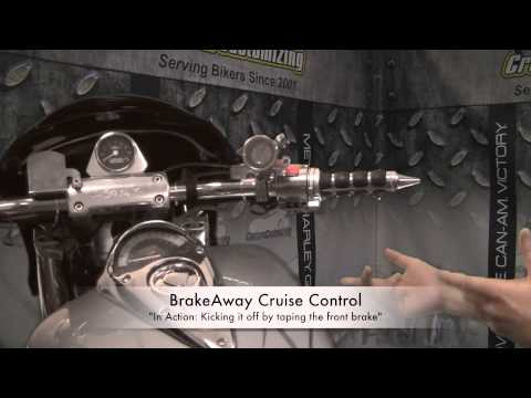 BrakeAway Cruise Control New and Improved for 2014