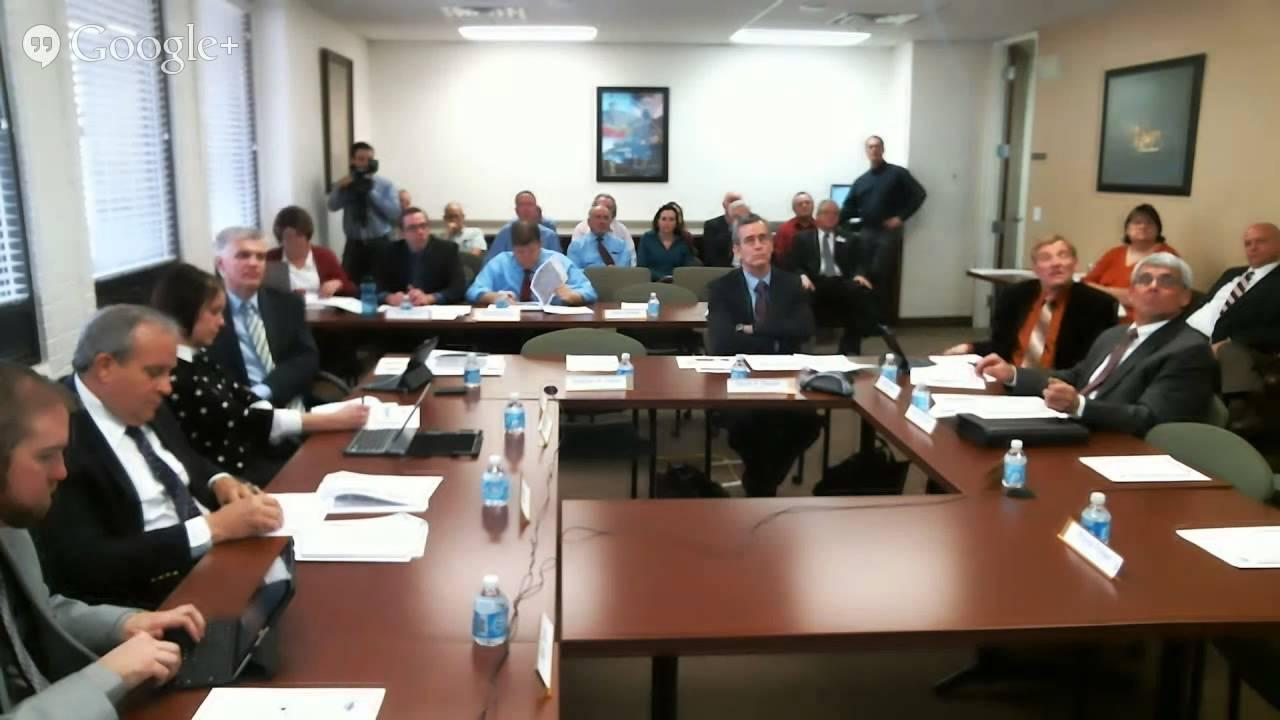 Provo Municipal Council Work Meeting - January 21, 2014 ...