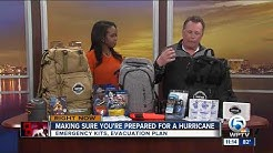 Get your emergency kit ready for hurricane season