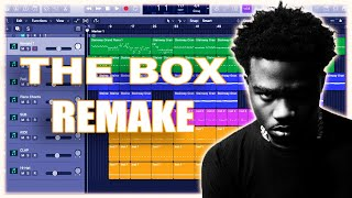 Remaking Roddy Ricch - The Box Instrumental Remake (Production Tutorial)