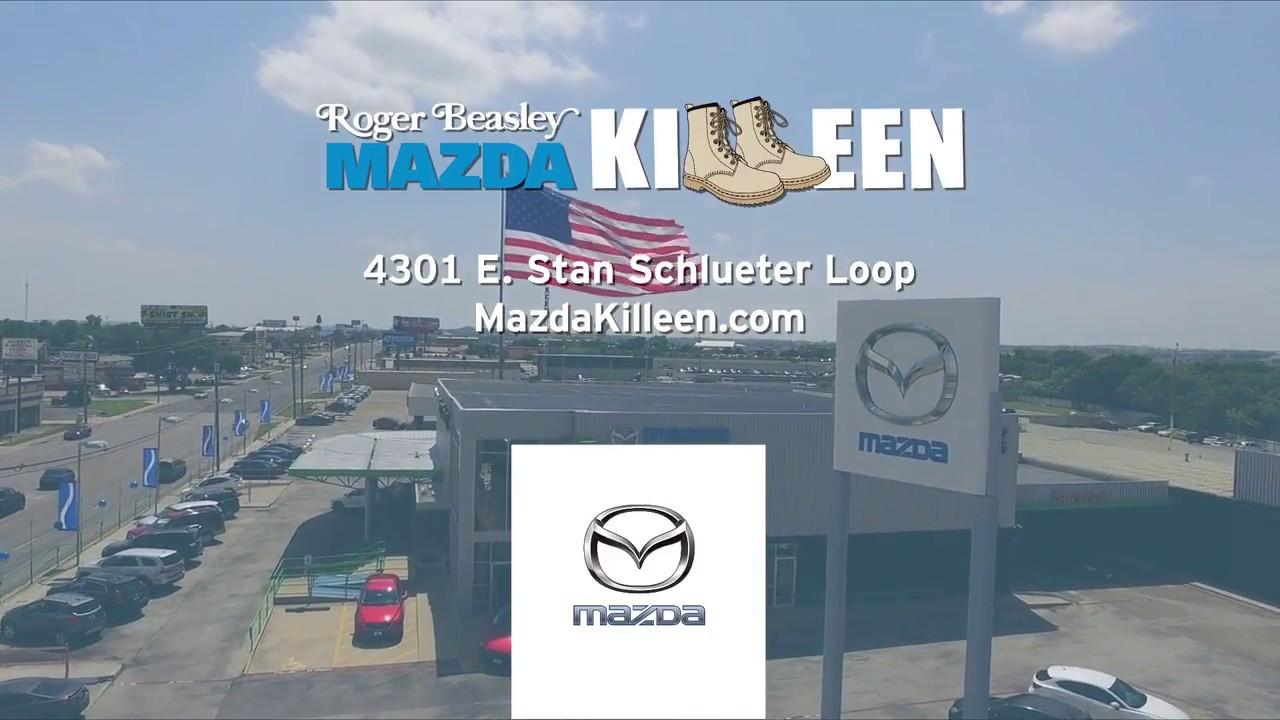 Beautiful Roger Beasley Mazda Killeen