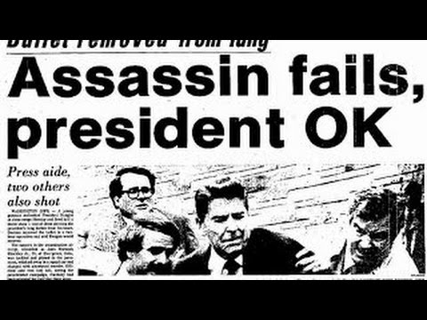 ATTEMPTED ASSASSINATION OF PRESIDENT RONALD REAGAN (MARCH 30