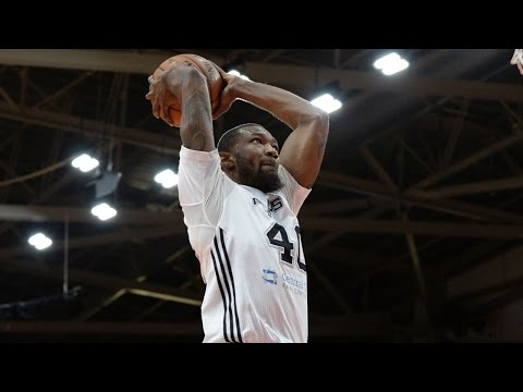 Cory Jefferson (23p, 9r, 3b) Leads Austin Spurs to NBA D-League Showcase Win