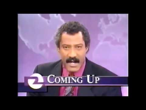 KTVU 8/27/1993 Dennis Richmond News Promos - Channel 2 SF Bay Area 80s 90s