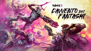 Trailer di lancio ufficiale di RAGE 2 - L'avvento dei Fantasmi