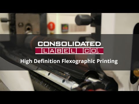 HD Flexographic Printing For Labels, Shrink Sleeves & Flexible Packaging