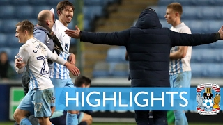 Highlights | Coventry 2-1 Wycombe
