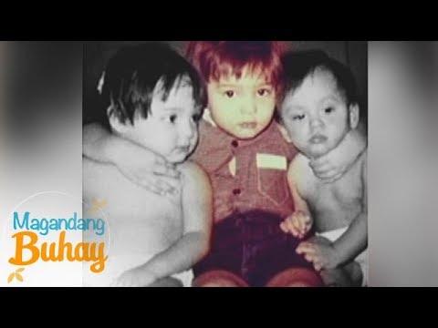 Magandang Buhay: Dingdong shares his childhood