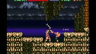 Super Castlevania IV - Vizzed.com Play - User video
