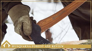 11/ Husqvarna Forest Axe Review