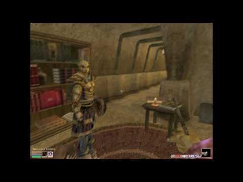 Let's Play Morrowind Part 57: Jobasha's Rare Books