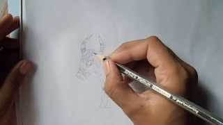 madhubani painting ; easier way to make it