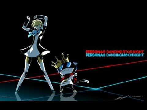 P3D&P5D】Persona Show Case メインビジュアルメイキング動画 by 副島成記