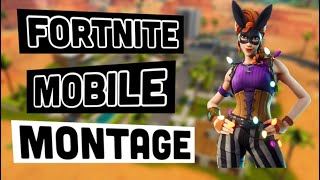{EPIC} MONTAGE (FORTNITE MOBILE)