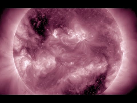 More Spaceweather, Record Cold/Snow | S0 News November 12, 2014