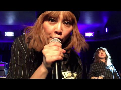 Puffy AmiYumi - San Francisco 2017 - Up Close!!!