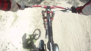 Ruben Sevilla Wall-Ride + Crash (Fenasosa bike park)
