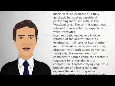 Aerobatics - Wiki Videos