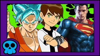 Download Why Ben 10 Can Beat Goku, Superman, and Pretty Much ANYONE Mp3 and Videos