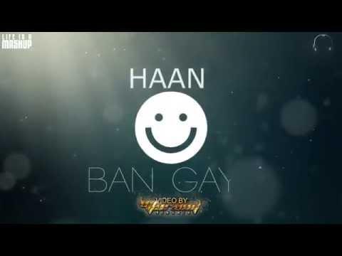DJ Chetas - Hasi Ban Gaye vs Run With Me (MASHUP)