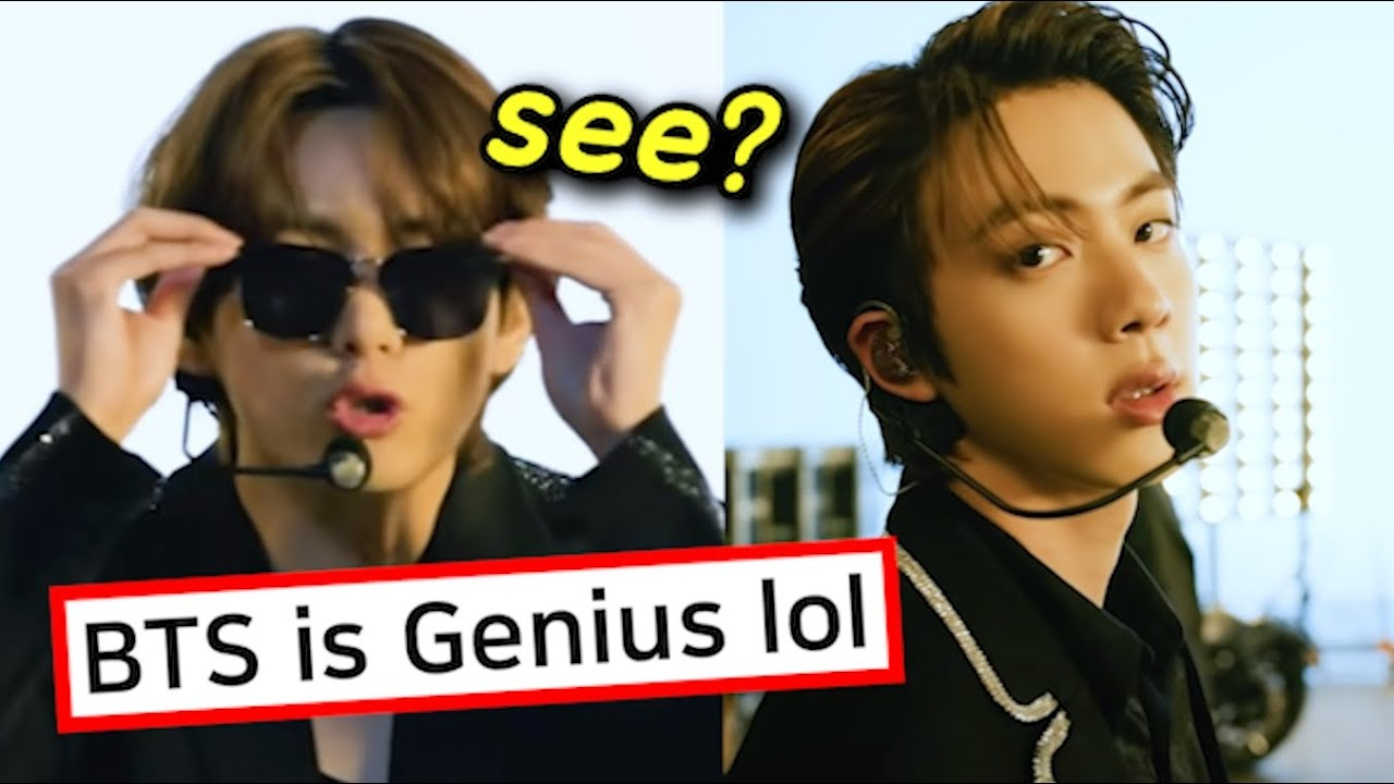 """BTS' Own Way of Teaching Haters who say """"BTS is Lip-Synching"""""""