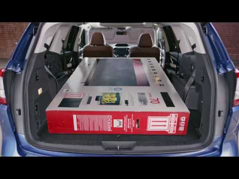 2019 Subaru Ascent Cargo Space And Versatility Youtube