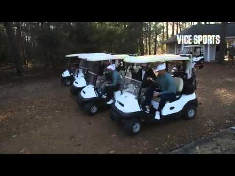 Beer, Bets, and Golf Cart Races- Kevin Kisner Prep