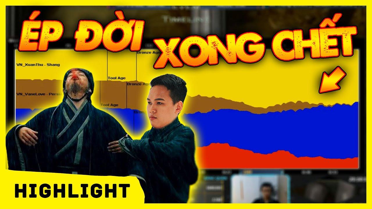 Download KHÔNG THỂ NHỊN CƯỜI với sự LẦY LỘI của CSDN khi bắn FEAT Vanelove | AoE Highlights