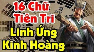 16 Lời Tiên Tri GÂY CHẤN ĐỘNG Trung Hoa Vì Tất Cả Đều Ứng Nghiệm