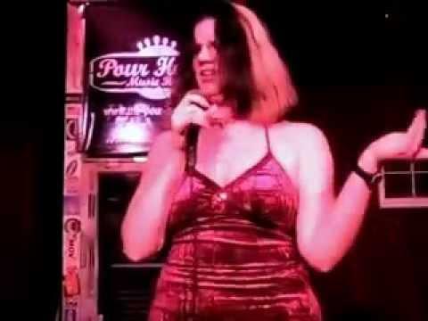WFM Xmas Party Karaoke (me)