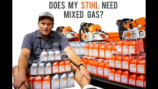 Do I need Mixed Gas in my STIHL products? - Best Tips to maintain STIHL products