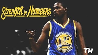 Kevin durant- strength in numbers- 2017 golden state warriors hype mix [hd]
