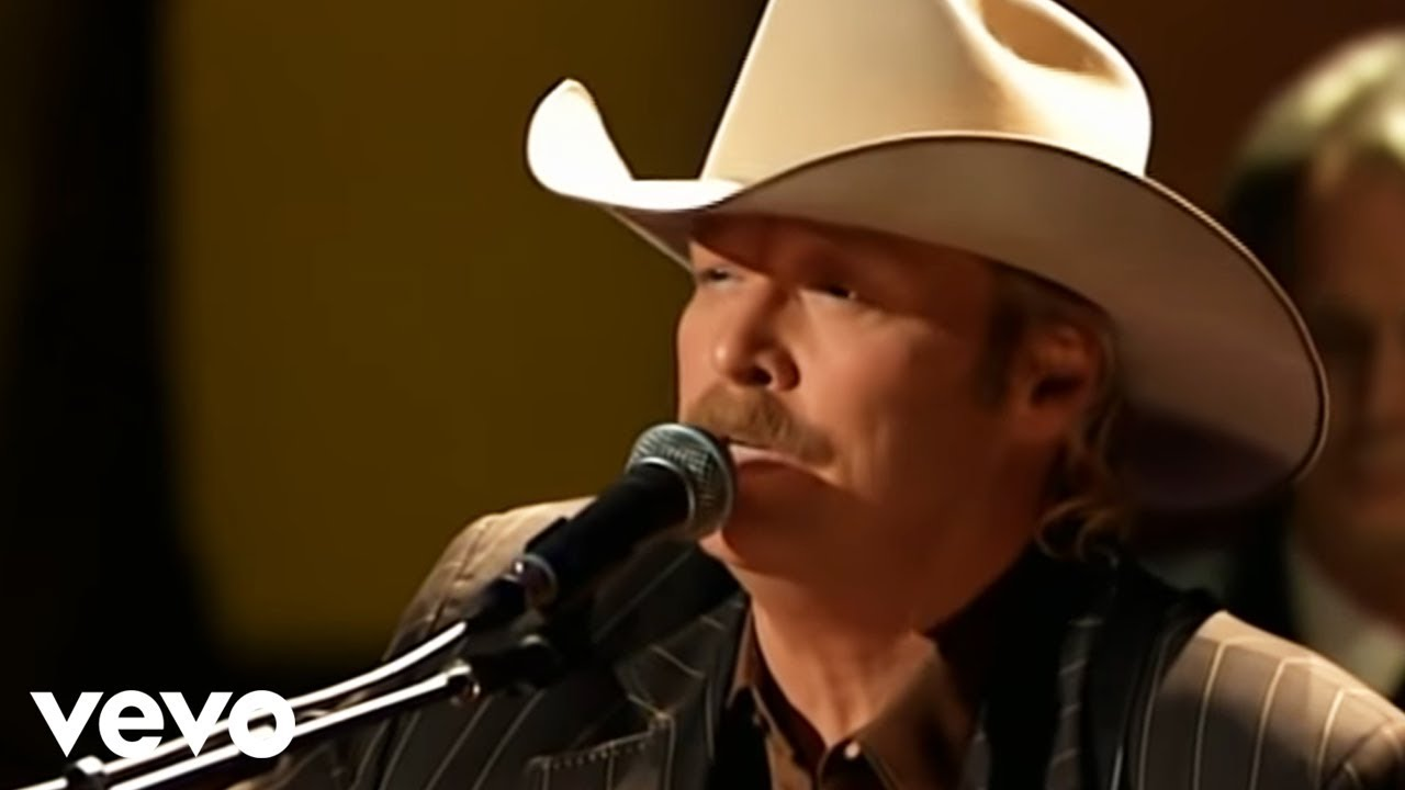 Alan Jackson - I Love To Tell The Story (Live) Chords